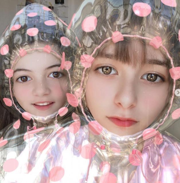 嵐莉菜の妹リリの顔画像や年齢は?の画像6