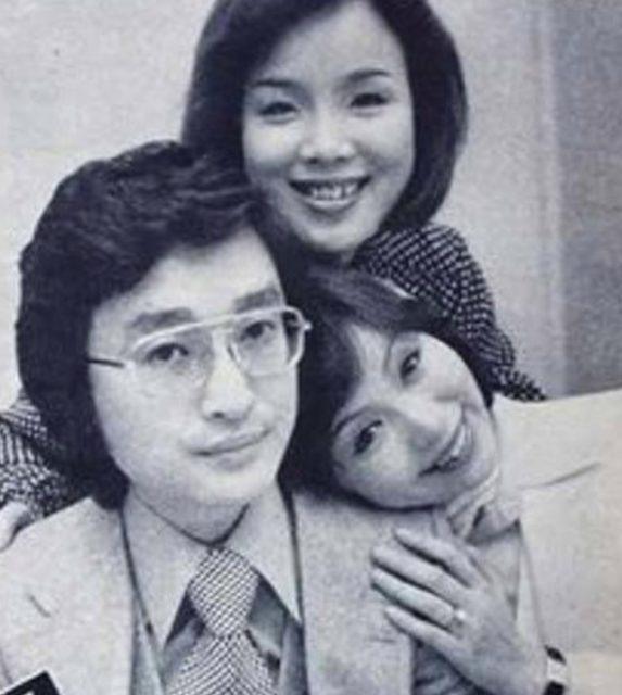 上沼恵美子は若い頃一度芸能界を引退をしていた?の画像