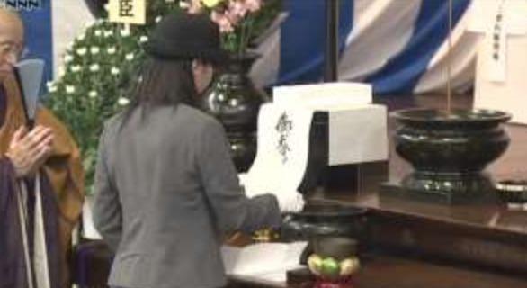 佳子さまの炎上理由③:関東大震災の慰霊祭に白手袋で焼香