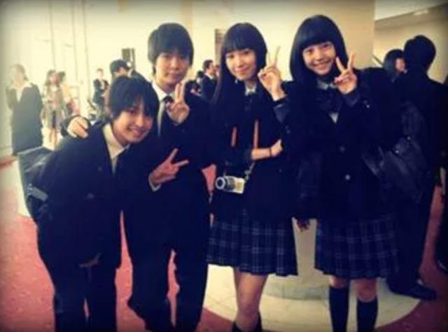飯豊まりえの高校生時代の同級生にも有名人が多数!の画像4