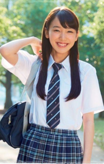 飯豊まりえの高校生時代の同級生にも有名人が多数!