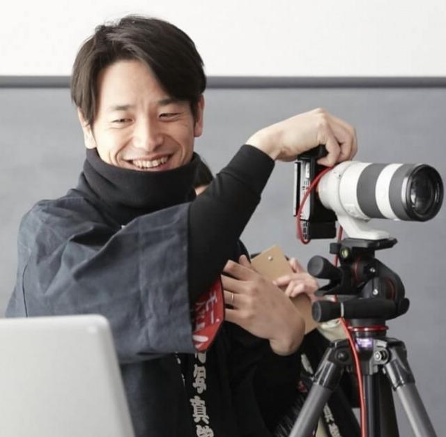 【画像】坂井真紀の旦那「鈴木心」は写真家をしている