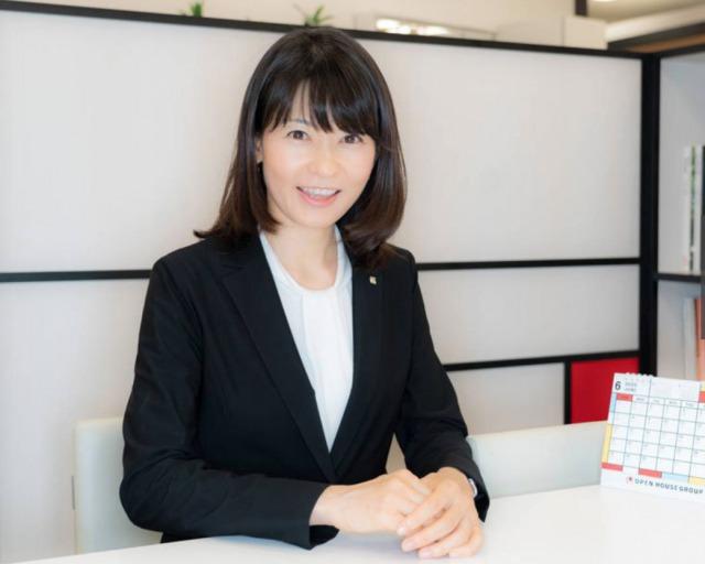 高樹千佳子の現在はオープンハウスの広報!