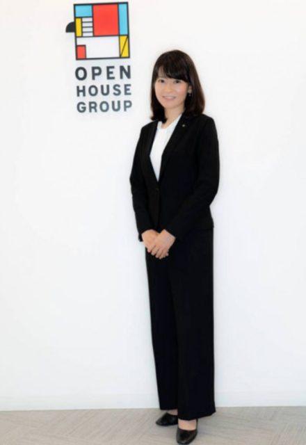 高樹千佳子はオープンハウス入社1年で係長へ昇進