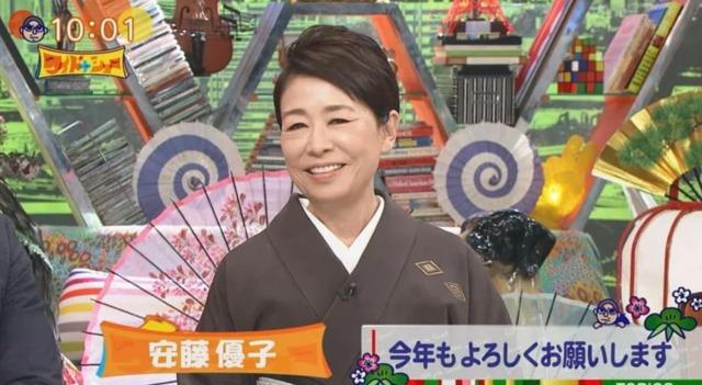 【画像】安藤優子の若い頃が美人!旦那とは略奪愛だった? 不倫相手から結婚へ