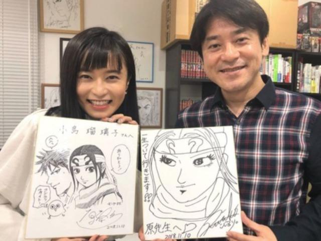 原泰久は嫁と離婚で小島瑠璃子と熱愛生活へ?
