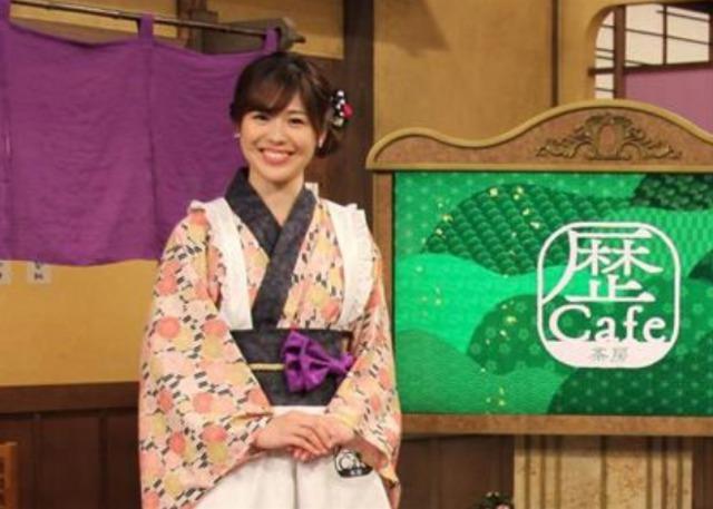 小日向えりは『NHKの教養番組』で原泰久と共演
