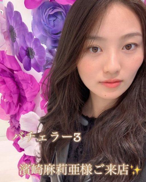 【画像】濱崎麻莉亜は顔変わった?の画像2