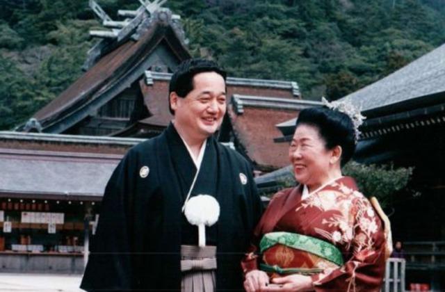 内海桂子と夫(旦那)の出会いや馴れ初めは?の画像2