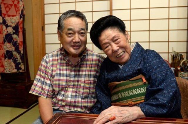 内海桂子の夫(旦那)は成田常也で『年の差』がすごい!