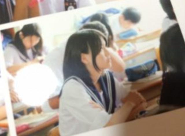 鬼頭明里の出身中学は『滝ノ水中学校』の画像