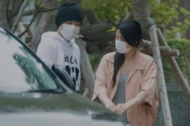 芦名星さんといえば、2019年5月に俳優の小泉孝太郎さんとの交際も報じられていたの画像