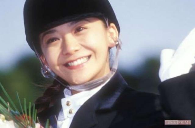 理由①:華原朋美は3歳の頃から乗馬を習っていた