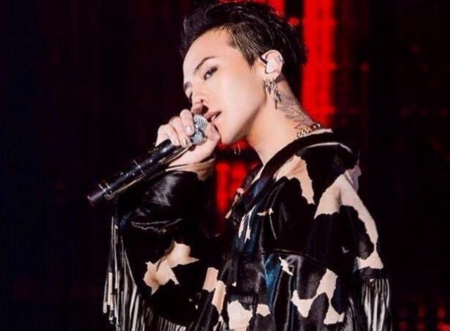 薬物疑惑の元彼①:元BIGBANGのG-DRAGON