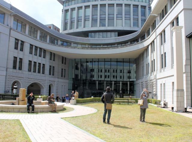 『スパイの妻』ロケ地・撮影場所③:神戸税関の画像3