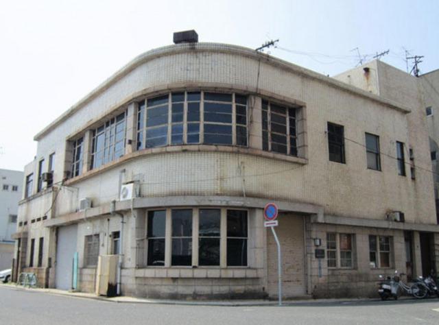 『スパイの妻』ロケ地・撮影場所④:旧加藤海運本社ビルの画像