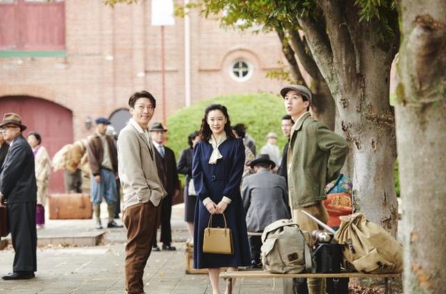 『スパイの妻』ロケ地・撮影場所③:神戸税関