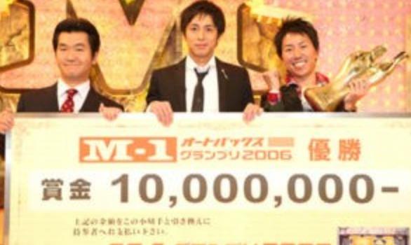 ④:徳井義実の若い頃:M-1グランプリ優勝の頃