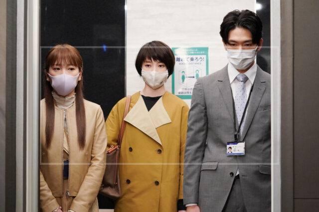 波瑠の『#リモラブ』マスクの作り方は?