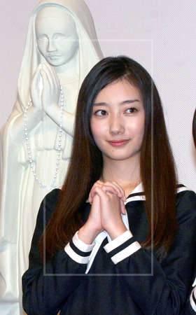 ⑤:波瑠19歳『マリア様がみてる』映画初出演の頃の画像