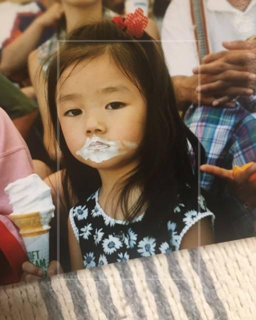 波瑠の幼少期もかわいい?子供時代が分かる貴重な『昔の写真』2