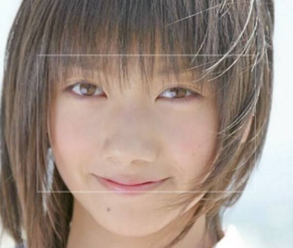 ①:波瑠13歳『スカウト』で芸能界デビューの頃の画像