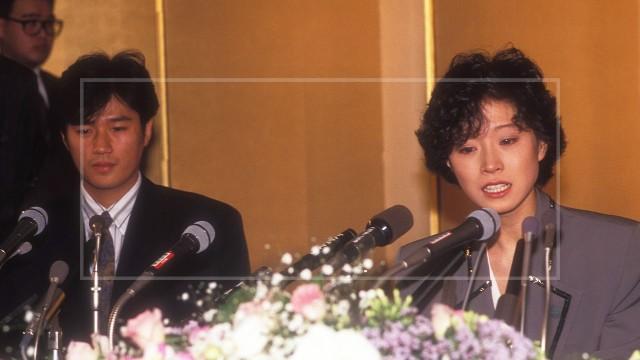 松田聖子は人妻・近藤真彦は中森明菜と交際中だった