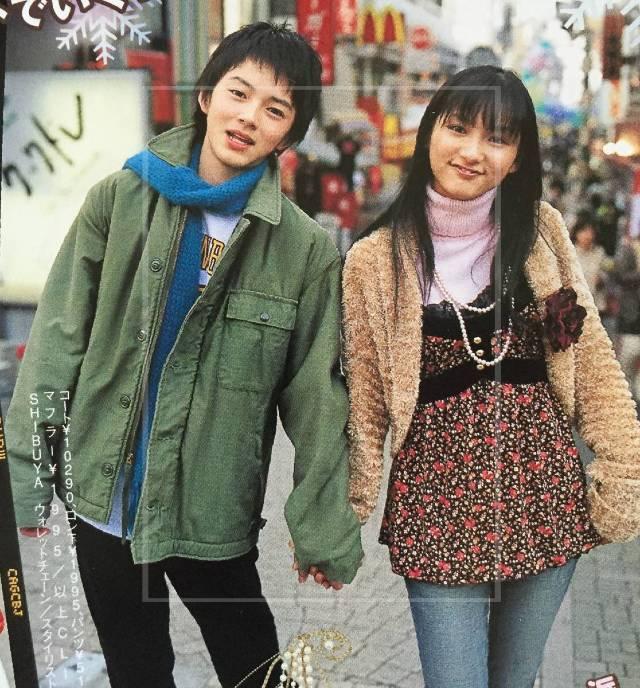 林遣都の中学生時代④:ファッション雑誌『ラブベリー』でモデル