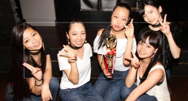 マヤは地元北陸のダンスコンテストで優勝!