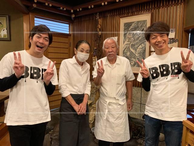 マヤの祖父は石川県金沢市でお寿司屋を経営