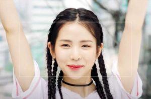 【NiziU】マヤは整形してる?顔が変わったのはいつ?目やほくろの変化を画像で比較!