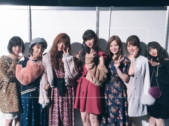 中条あやみの小顔チェック⑤:乃木坂46のメンバーと比較
