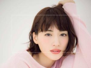 綾瀬はるかは整形外科で目と鼻を整形?画像付きで徹底検証!